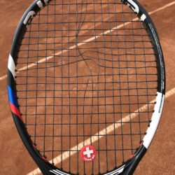 tenisový výplet