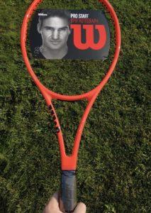 Wilson PRO STAFF RF97 Autograph Laver Cup