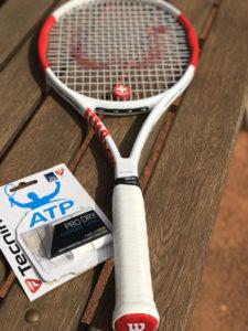 Omotávky na tenisovou raketu – velký test – 2.část
