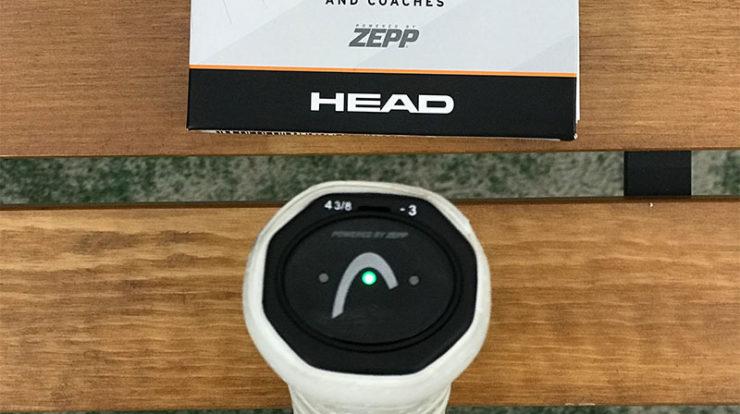 Head Tennis Sensor aneb změř, jak blbě hraješ
